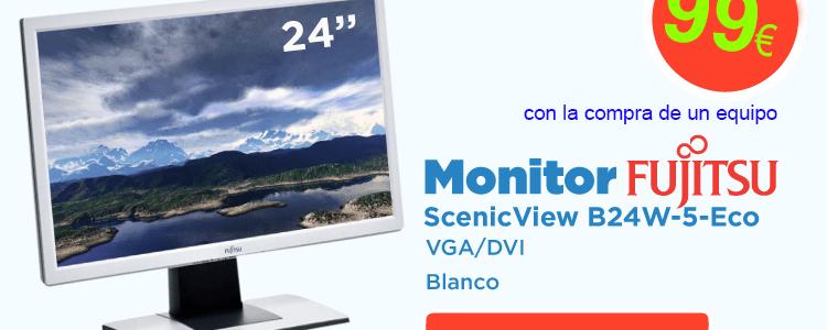 Monitor 24″ por 99€
